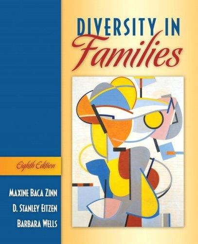 DIVERSITY IN FAMILIES-W/ACCESS N/A 9780205741304 Front Cover
