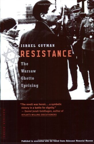 Resistance The Warsaw Ghetto Uprising  1998 edition cover