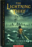 The Lightning Thief 1st edition cover