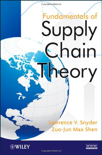 Fundamentals of Supply Chain Theory   2011 edition cover