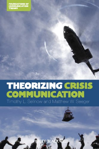 Theorizing Crisis Communication   2013 edition cover