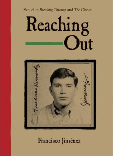 Reaching Out   2008 edition cover