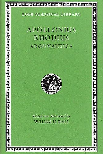 Argonautica   2008 edition cover