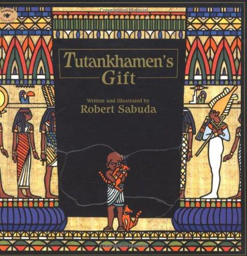 Tutankhamen's Gift   1997 edition cover