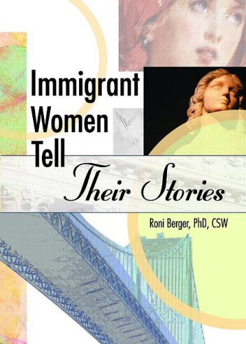 Immigrant Women Tell Their Stories   2004 edition cover