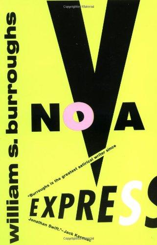 Nova Express  N/A edition cover