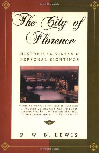 City of Florence Historical Vistas and Personal Sightings Revised  edition cover