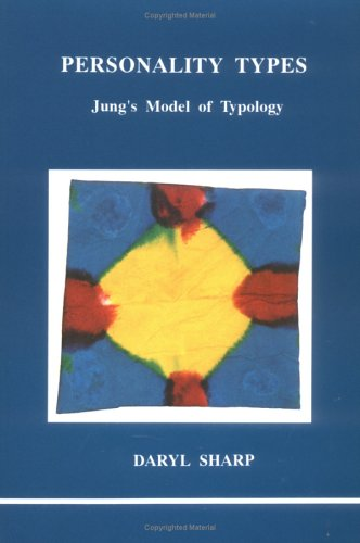 Personality Types Jung's Model of Typology N/A edition cover