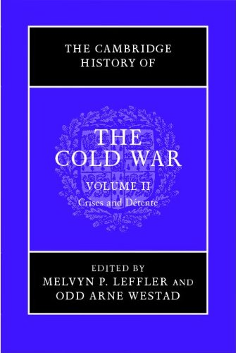 Cambridge History of the Cold War   2011 edition cover