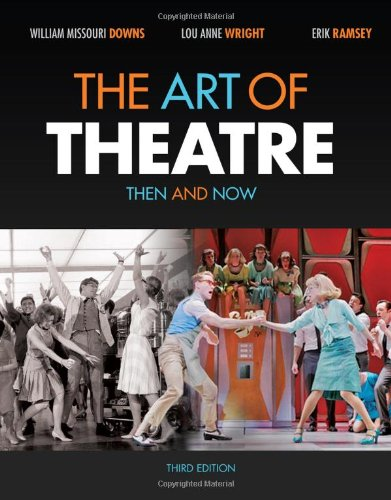 Art of Theatre Then and Now 3rd 2013 edition cover