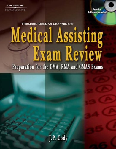 Medical Assisting Exam Review Preparation for the CMA, RMA, and CMAS Exams 2nd 2006 (Revised) 9781401872304 Front Cover