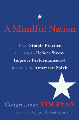 Mindful Nation How a Simple Practice Can Help Us Reduce Stress, Improve Performance, and Recapture the American Spirit N/A edition cover