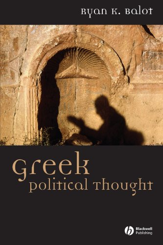 Greek Political Thought   2006 (Revised) edition cover
