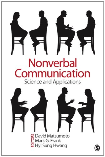 Nonverbal Communication Science and Applications  2013 9781412999304 Front Cover