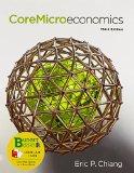Coremicroeconomics:   2013 9781464143304 Front Cover