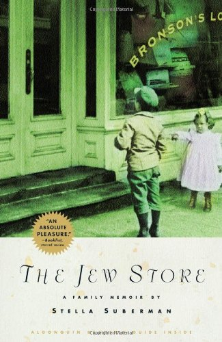 Jew Store A Family Memoir  1998 (Reprint) edition cover