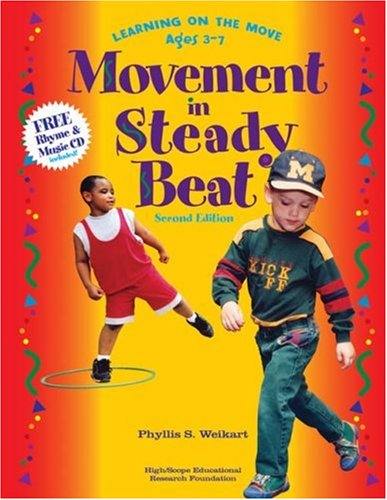 Movement in Steady Beat : Learning on the Move, Ages 3-7 2nd 2003 edition cover