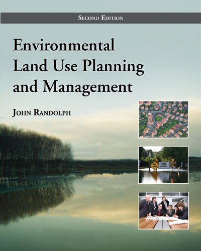 Environmental Land Use Planning and Management  2nd 2011 edition cover