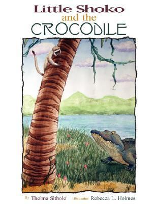 Little Shoko and the Crocodile  N/A edition cover