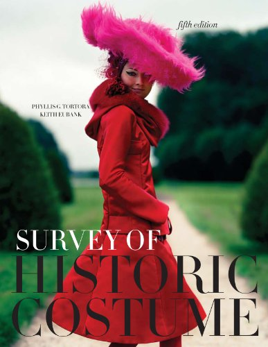 Survey of Historic Costume + Study Guide Supplement  N/A edition cover