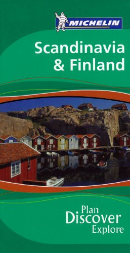 Scandinavia and Finland  3rd 2007 (Revised) 9782067123304 Front Cover