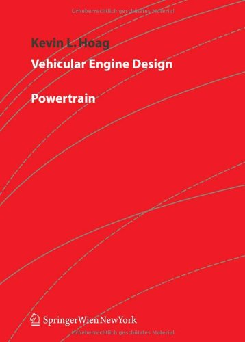 Vehicular Engine Design   2006 edition cover