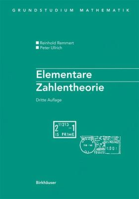 Elementare Zahlentheorie:   2008 9783764377304 Front Cover