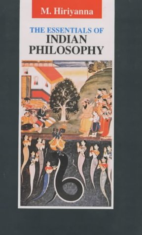 Essentials of Indian Philosophy 1st edition cover