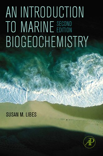 Introduction to Marine Biogeochemistry  2nd 2009 edition cover