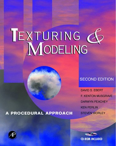 Texturing and Modeling : A Procedural Approach 2nd 1998 9780122287305 Front Cover