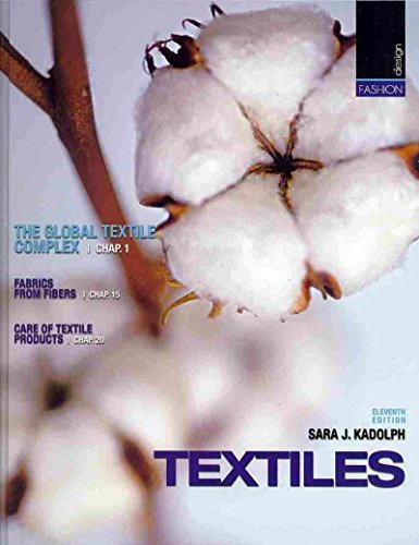 Textiles with Basic Textiles  11th 2011 edition cover