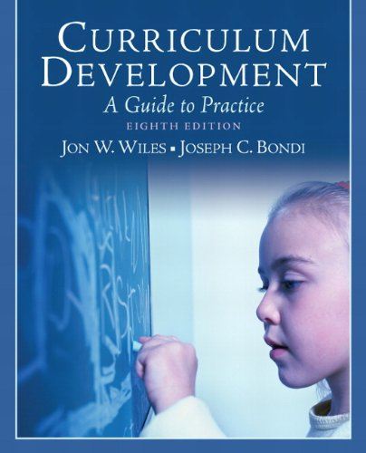 Curriculum Development A Guide to Practice 8th 2011 edition cover