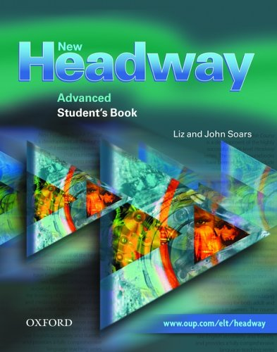 New Headway Advanced Student's Book: English Course (Headway) N/A edition cover