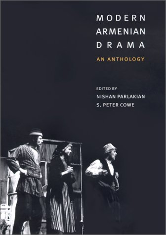 Modern Armenian Drama An Anthology  2001 9780231116305 Front Cover