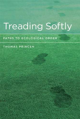 Treading Softly Paths to Ecological Order  2013 9780262525305 Front Cover