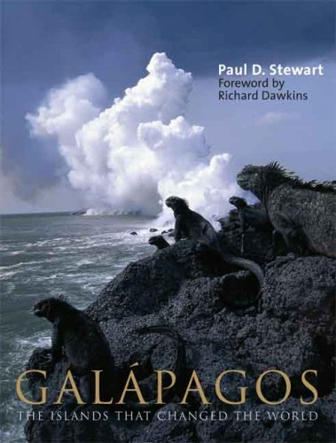 Gal�pagos The Islands That Changed the World  2006 edition cover