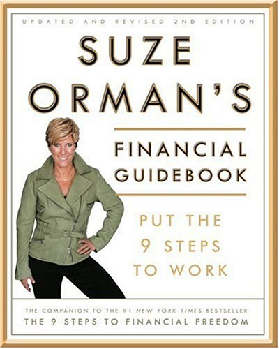 Suze Orman's Financial Guidebook Put the 9 Steps to Work 2nd 2006 edition cover