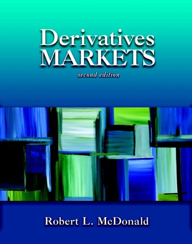 Derivatives Markets  2nd 2006 (Revised) edition cover