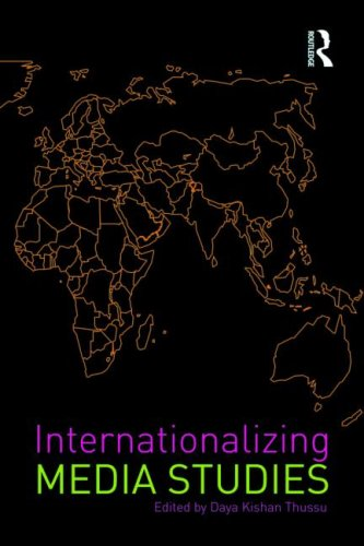 Internationalizing Media Studies   2009 edition cover
