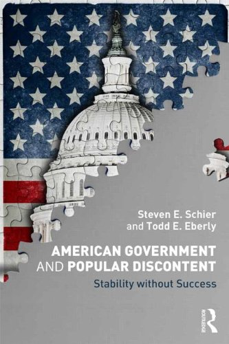 American Government and Popular Discontent Stability Without Success  2013 edition cover