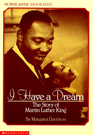 I Have a Dream The Story of Martin Luther King  1986 edition cover