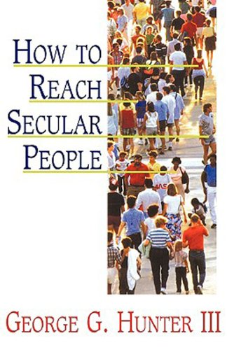 How to Reach Secular People  N/A edition cover