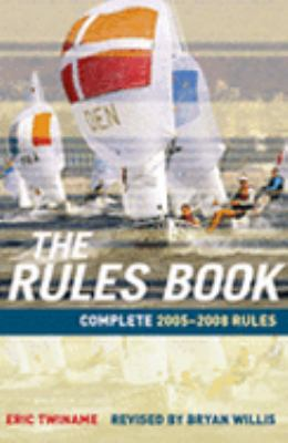 The Rules Book N/A edition cover