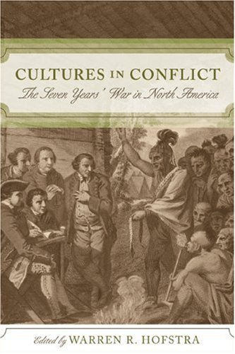 Cultures in Conflict The Seven Years' War in North America  2007 edition cover