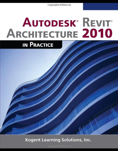 Autodesk� Revit� Architecture 2010 in Practice   2011 9780763776305 Front Cover