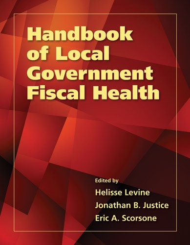 Handbook of Local Government Fiscal Health   2013 (Revised) edition cover