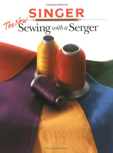 Sewing with an Overlock  2nd 1998 (Revised) edition cover