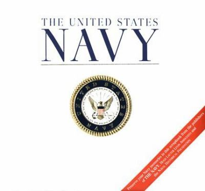 United States Navy Scrapbook  N/A 9780883636305 Front Cover