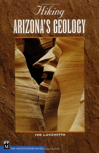Hiking Arizona's Geology   2001 edition cover