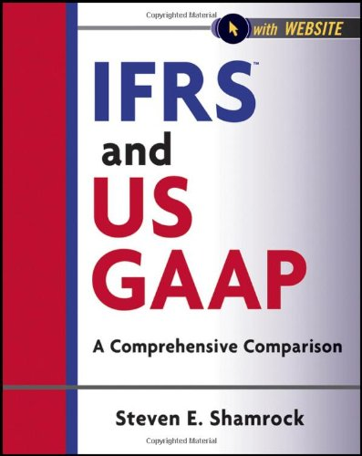 IFRS and US GAAP A Comprehensive Comparison  2012 edition cover